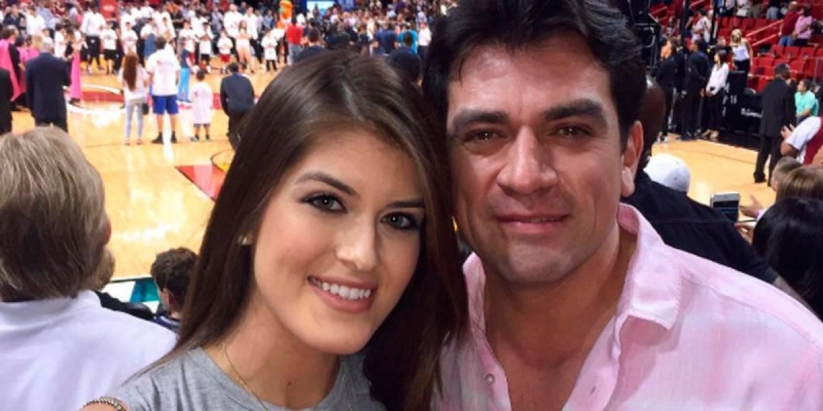 Hija de famoso actor mexicano ha cautivado las redes con su sensualidad