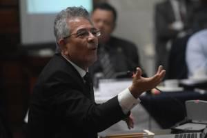 juez Miguel Ángel Gálvez presenta plan de trabajo