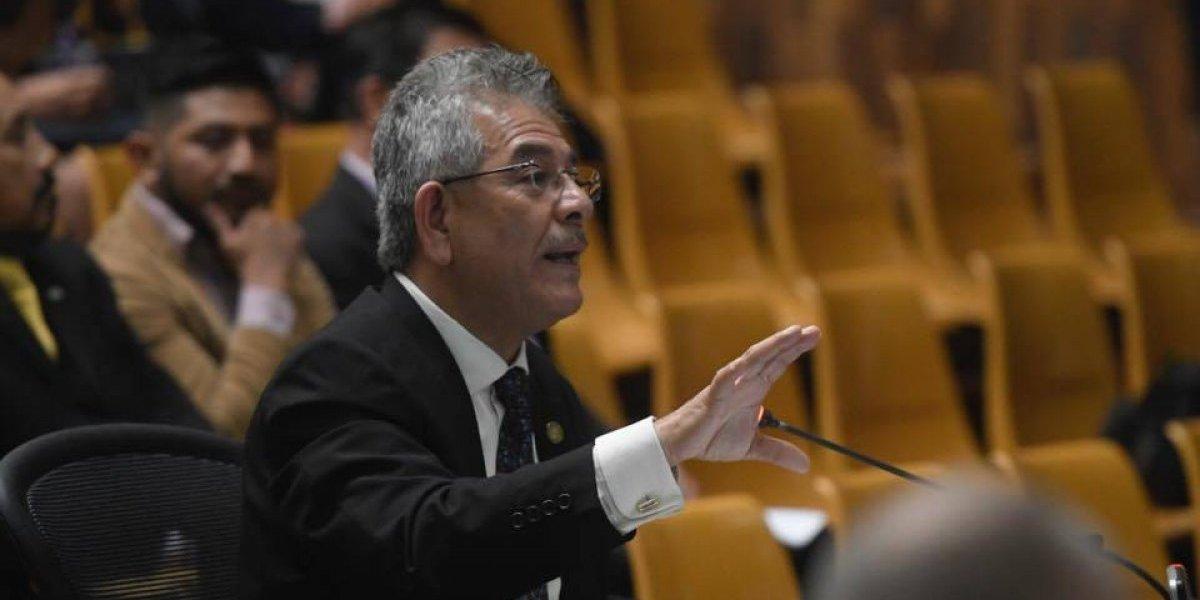 "Juez Gálvez: ""Seguimos los pasos camino a fiscal general"""