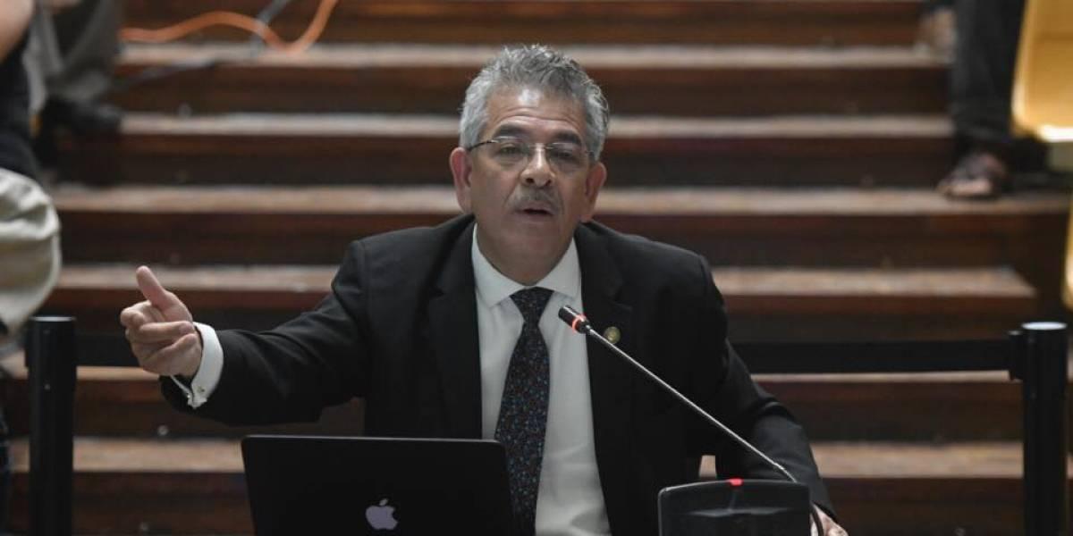 Así reaccionó el juez Miguel Gálvez tras designación de nuevo fiscal general