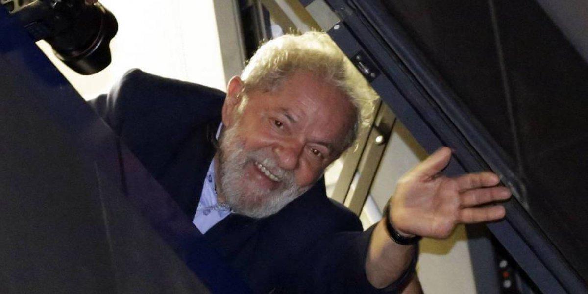 Lula da Silva no se entrega a la Justicia en el plazo previsto y esto dice él