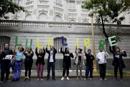Apoyo a Lula