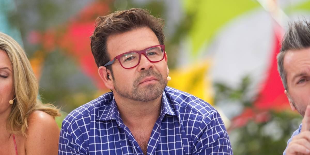 Ignacio Gutiérrez confirma su salida de TVN