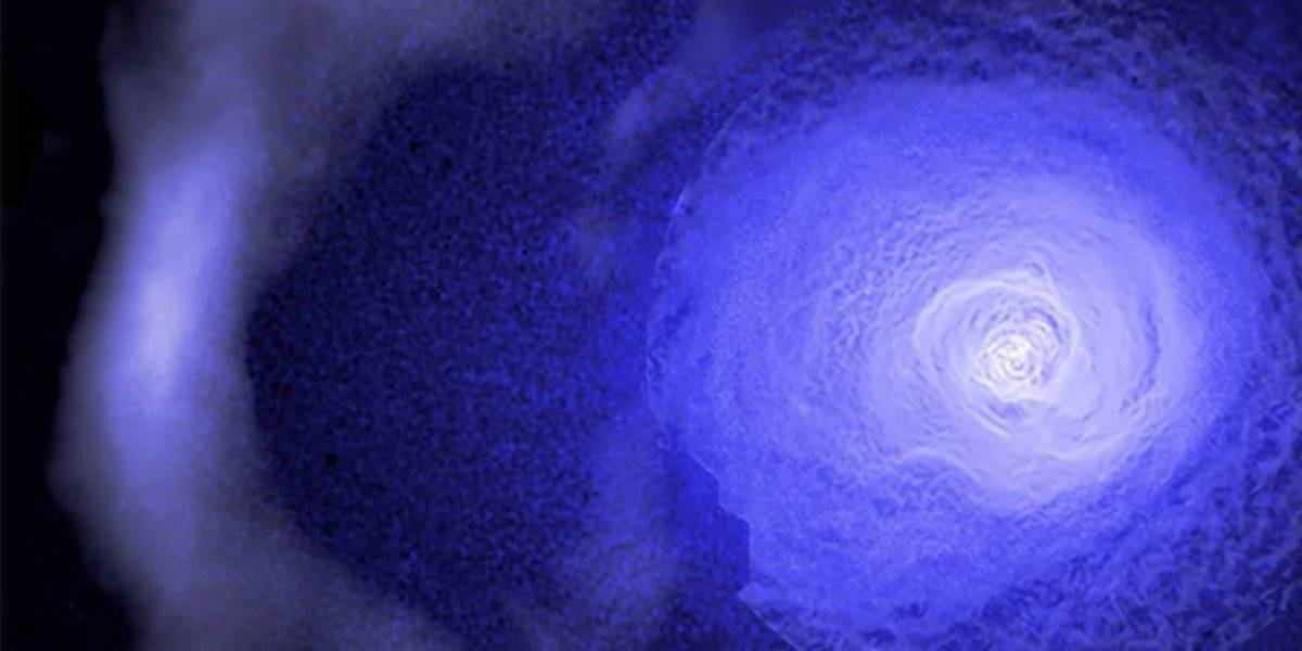 """""""Tsunami"""" cósmico devasta o espaço a 500 mil quilômetros por hora"""