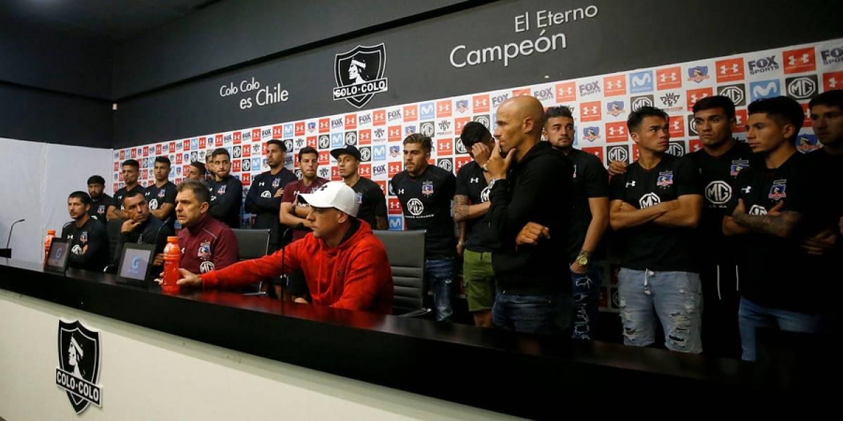 Los detalles de la extensa reunión con los referentes que dejaron a Pablo Guede en Colo Colo