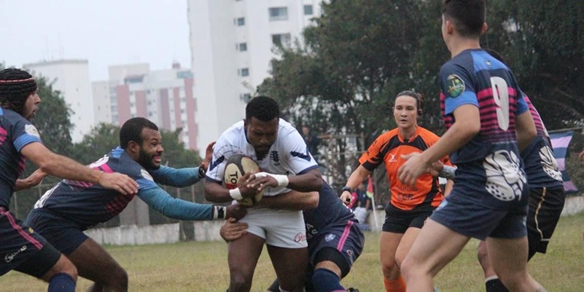 Lechuza e Tatuapé estreiam no Paulista C de Rugby