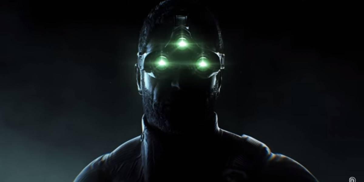 Splinter Cell está de regreso, aunque tal vez no de la forma que esperaban