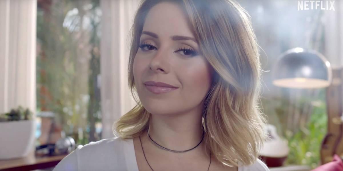 La Casa de Papel: Sandy brinca sobre 'virgindade' em campanha da Netflix