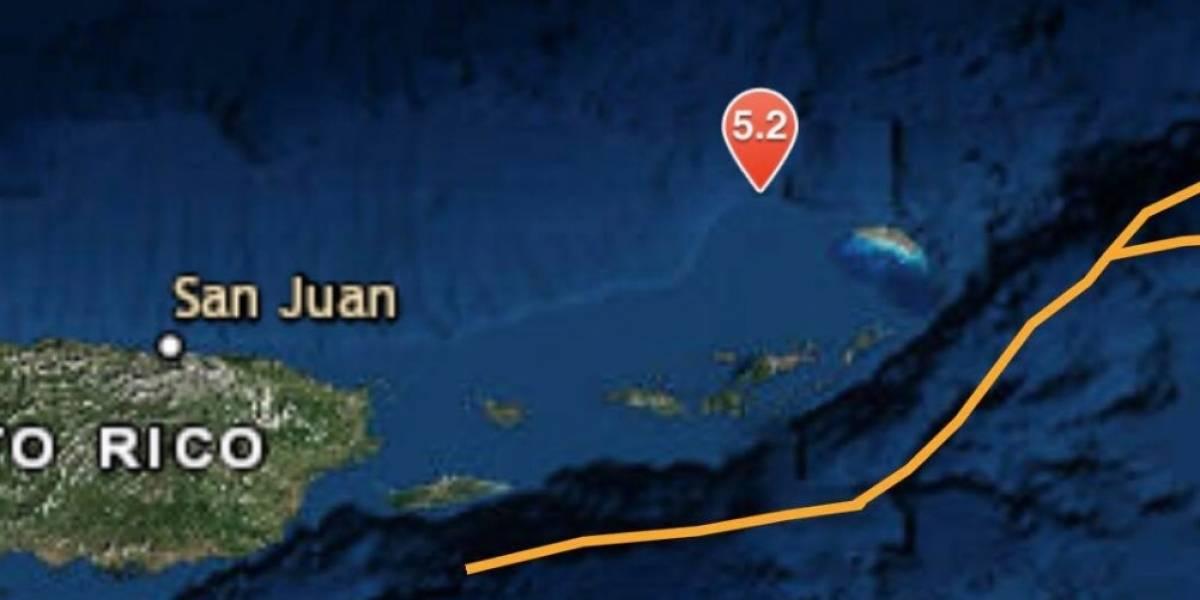 Se siente temblor en la zona norte de P.R.