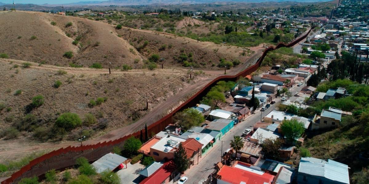 Arizona y Texas enviarán efectivos a frontera con México
