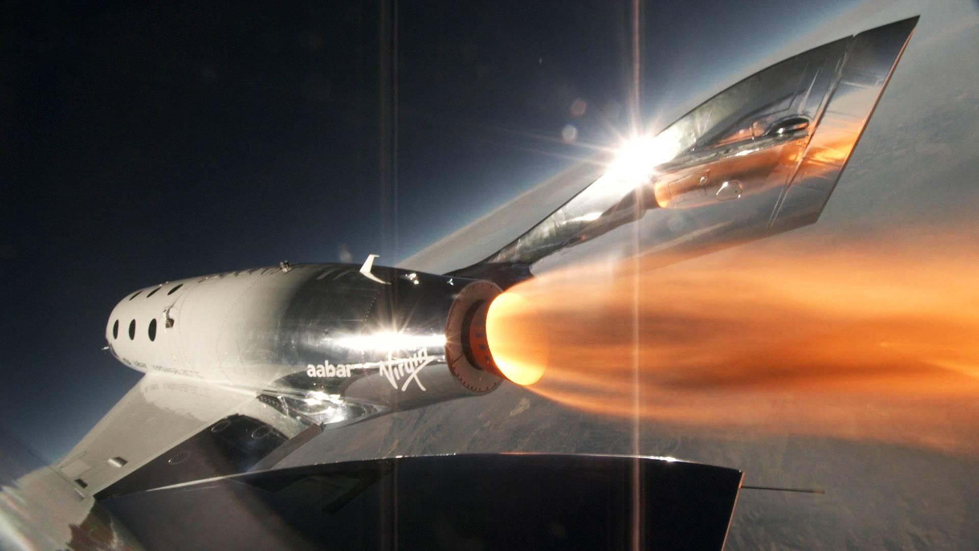 Impresionante vuelo espacial comercial deja asombrosas imágenes