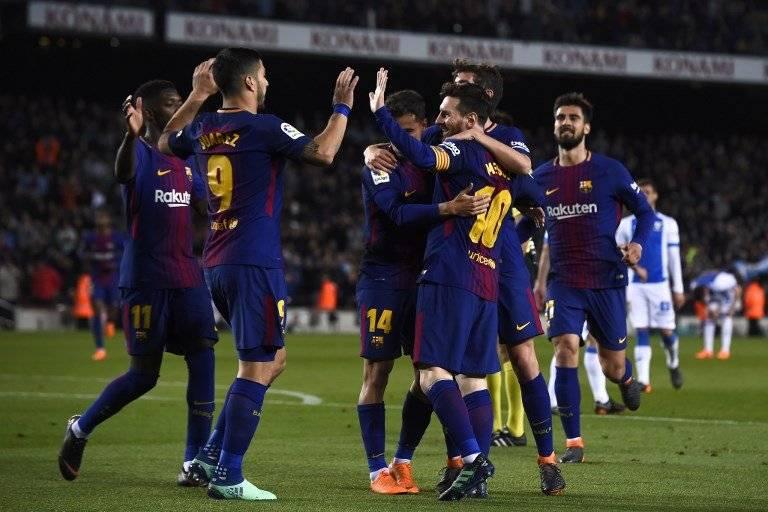 El Barça se encamina al título