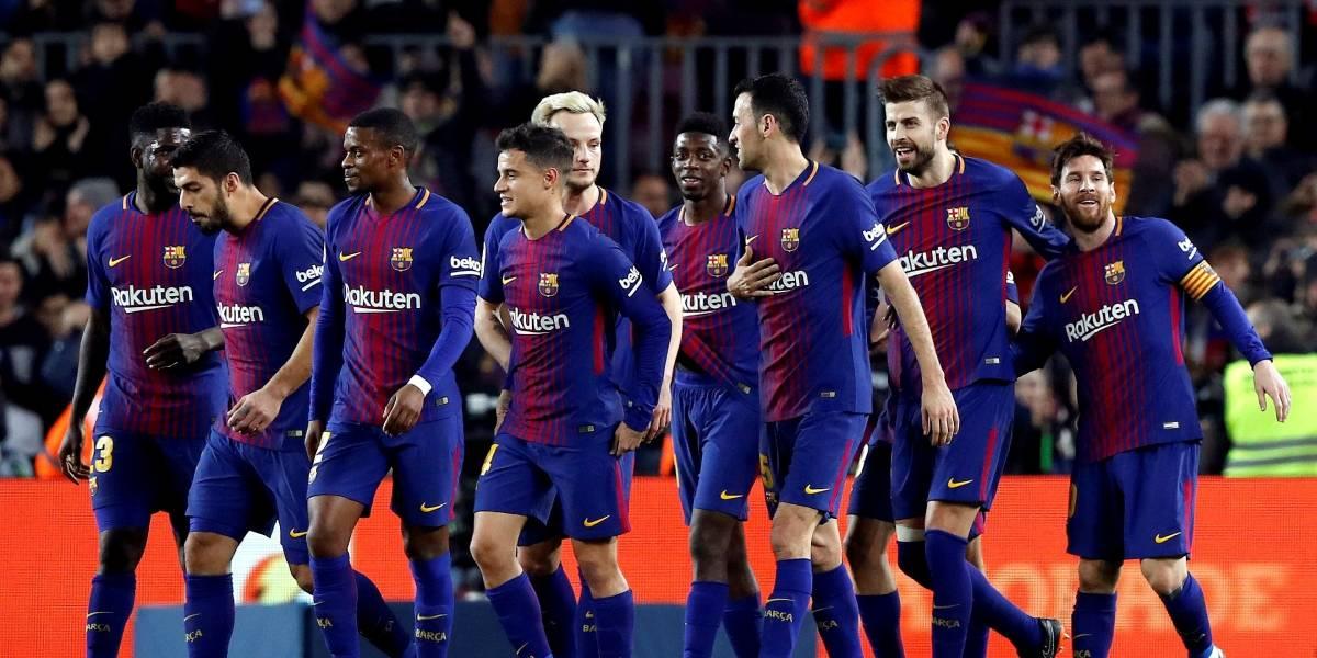 Barcelona persigue el récord de imbatibilidad de la Real frente al Leganés