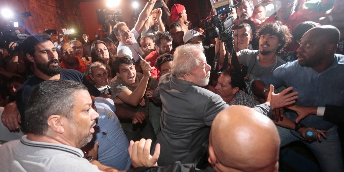 Justiça nega visita de governadores a Lula