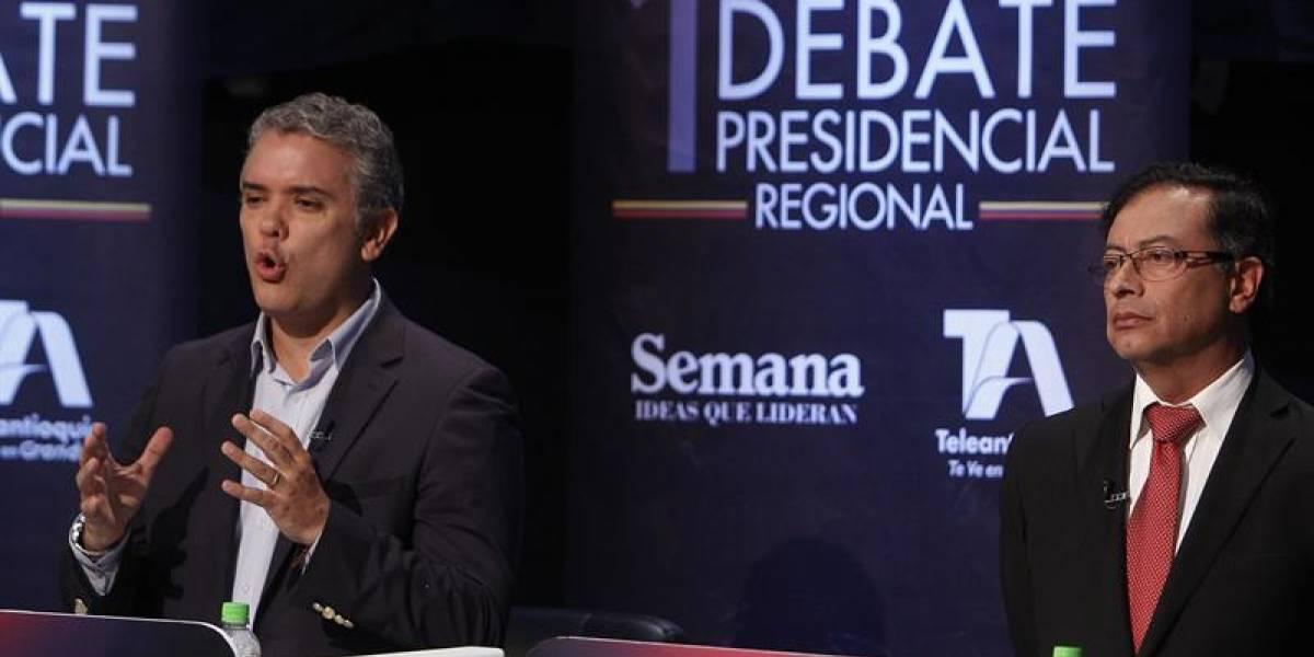 Candidato presidencial Iván Duque niega relaciones con JJ Rendón