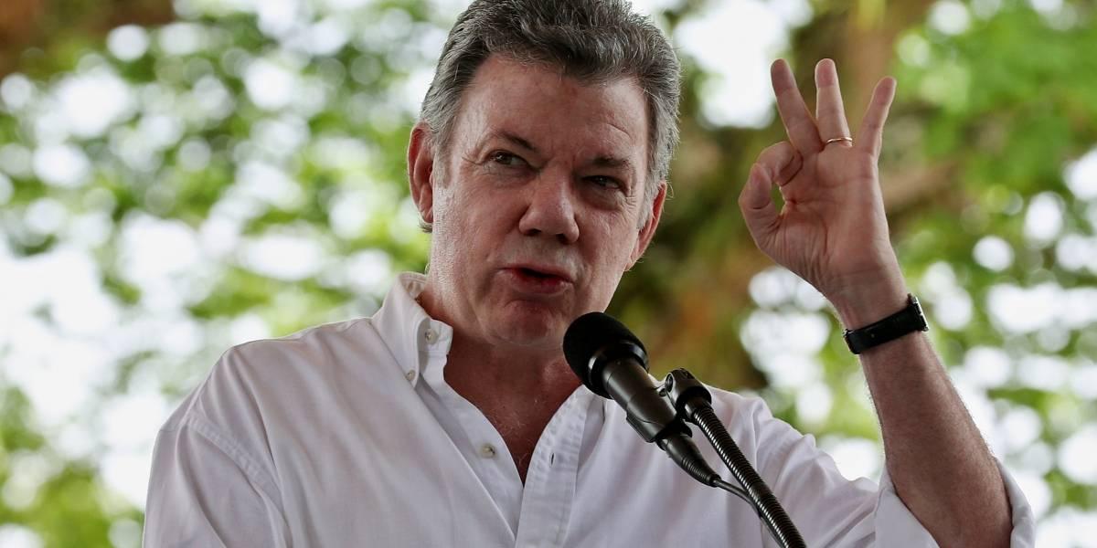 Santos destaca progreso de Colombia en cobertura y reducción de costos en salud