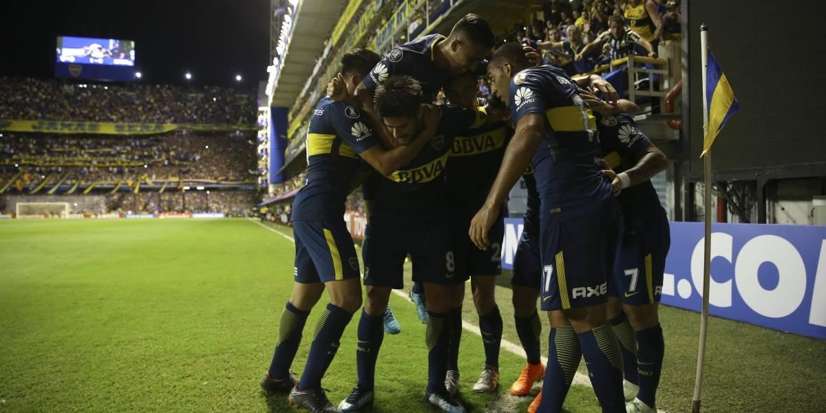 El cómodo líder Boca Juniors recibe a un Defensa y Justicia en caída libre