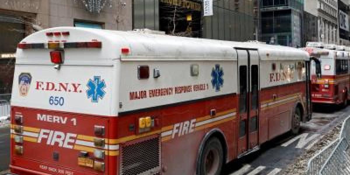 Incendio en la Torre Trump deja cinco heridos, uno de ellos grave