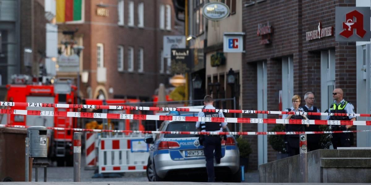 Van atinge dezenas na Alemanha e deixa ao menos três mortos