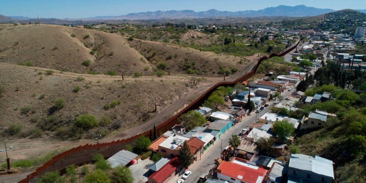 Arizona y Texas envían 400 efectivos de la Guardia Nacional a frontera con México