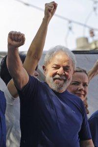 Podrían ser los últimos momentos de Luiz Inácio Lula da Silva en libertad