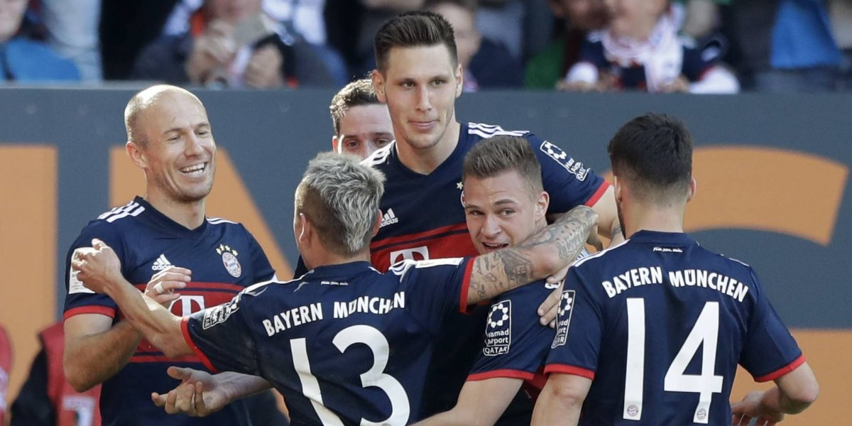 Intratables: Bayern es hexacampeón de la Bundesliga y Vidal vuelve a ganar un título en Europa
