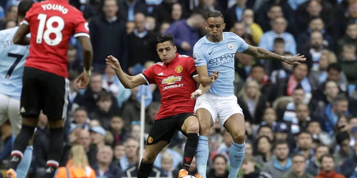 Así vivimos el espectacular triunfo del United de Alexis sobre el City en el clásico de Manchester