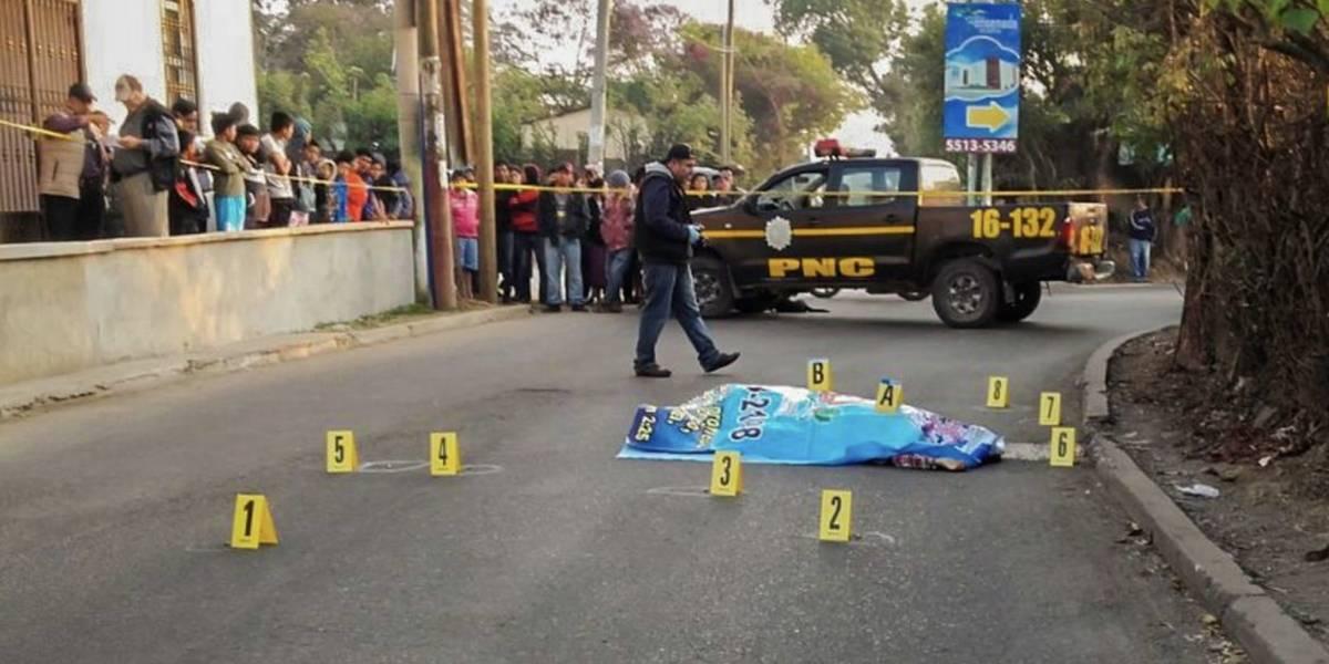 Asesinan a dos mujeres en Ciudad Quetzal