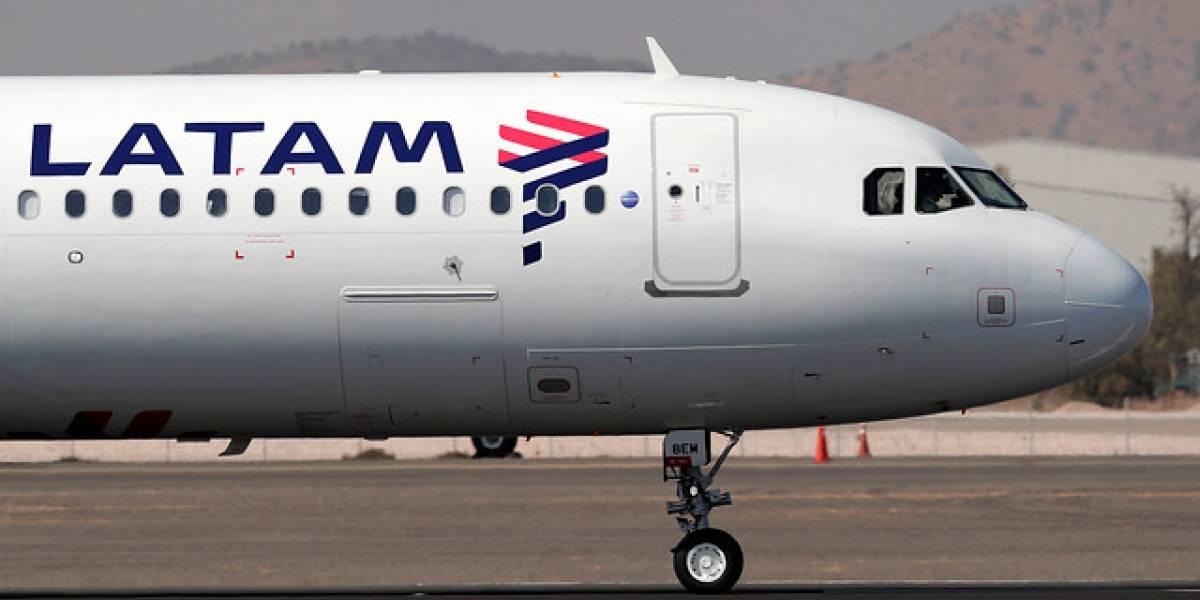Tripulantes de Latam confirman huelga legal a partir del martes y vuelos se verán afectados