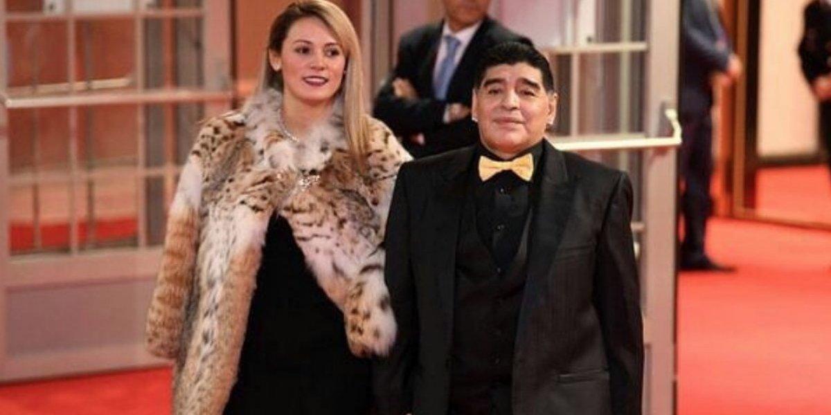 Cuñado de Diego Maradona es detenido por golpear y robar a un anciano