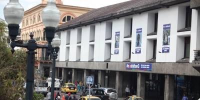 Fotografías de los periodistas secuestrados en el Palacio Municipal