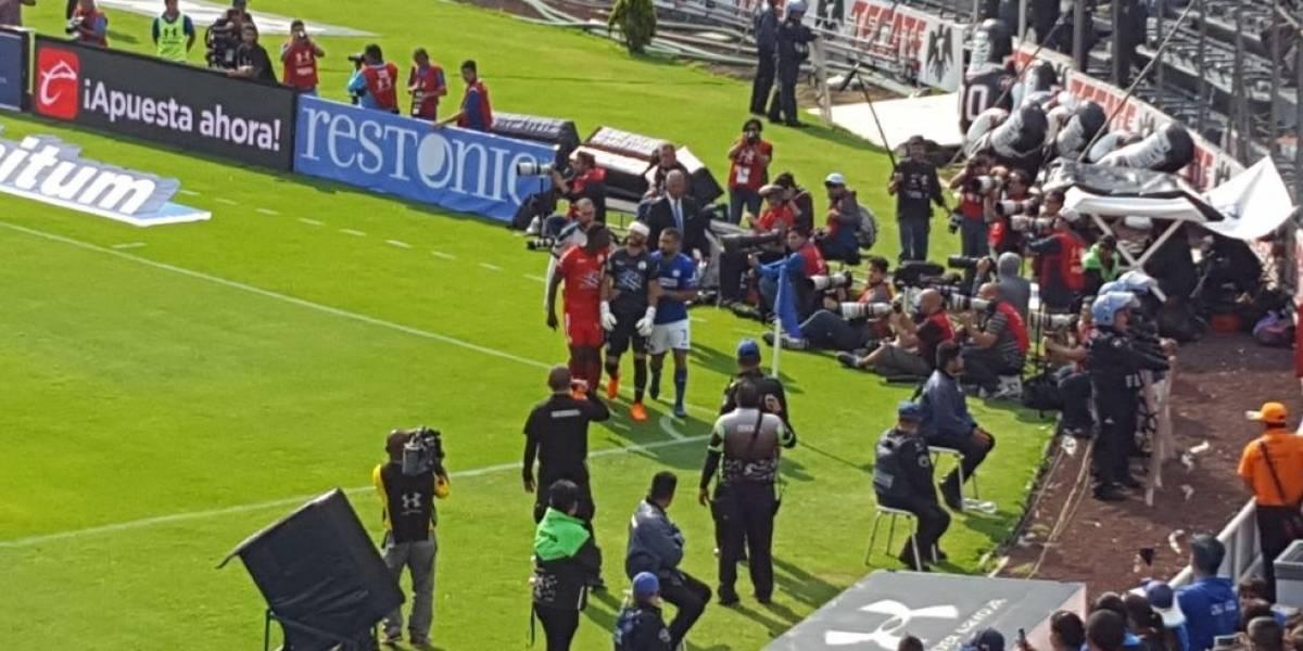 VIDEO: Tremendo choque entre jugadores de Lobos BUAP