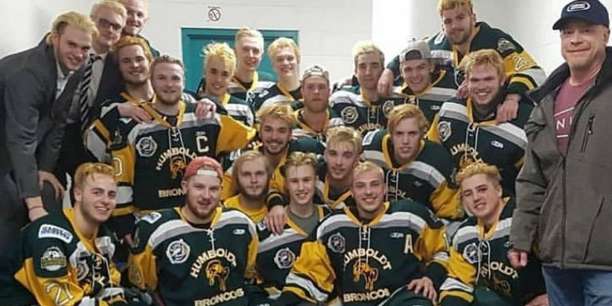 Tragedia: Canadá está de luto por fatal accidente de un equipo juvenil de hockey