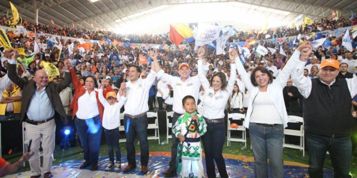 Bajar IVA en la frontera e igualar precio de gasolinas, compromisos de Anaya: Damián Zepeda