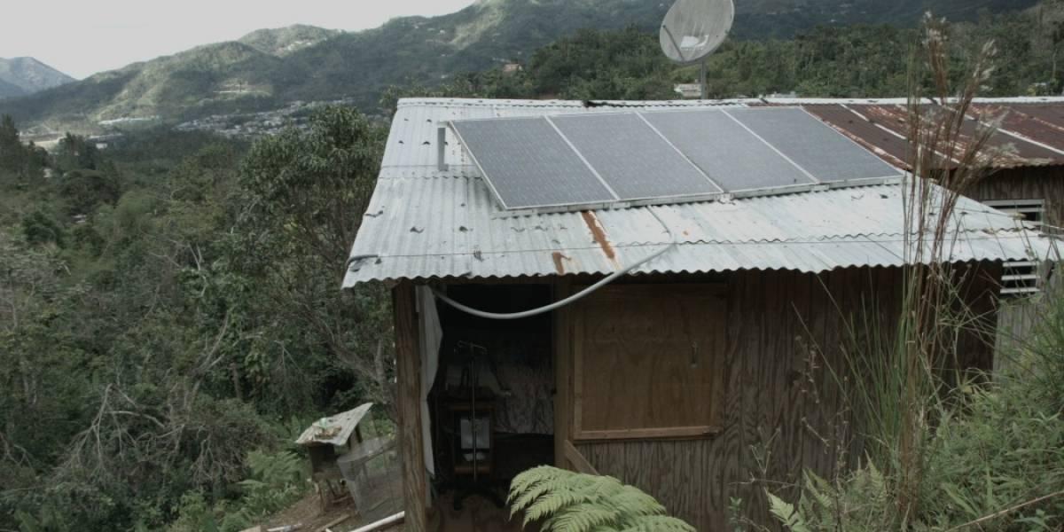 Energía solar enciende máquinas de diálisis en la montaña