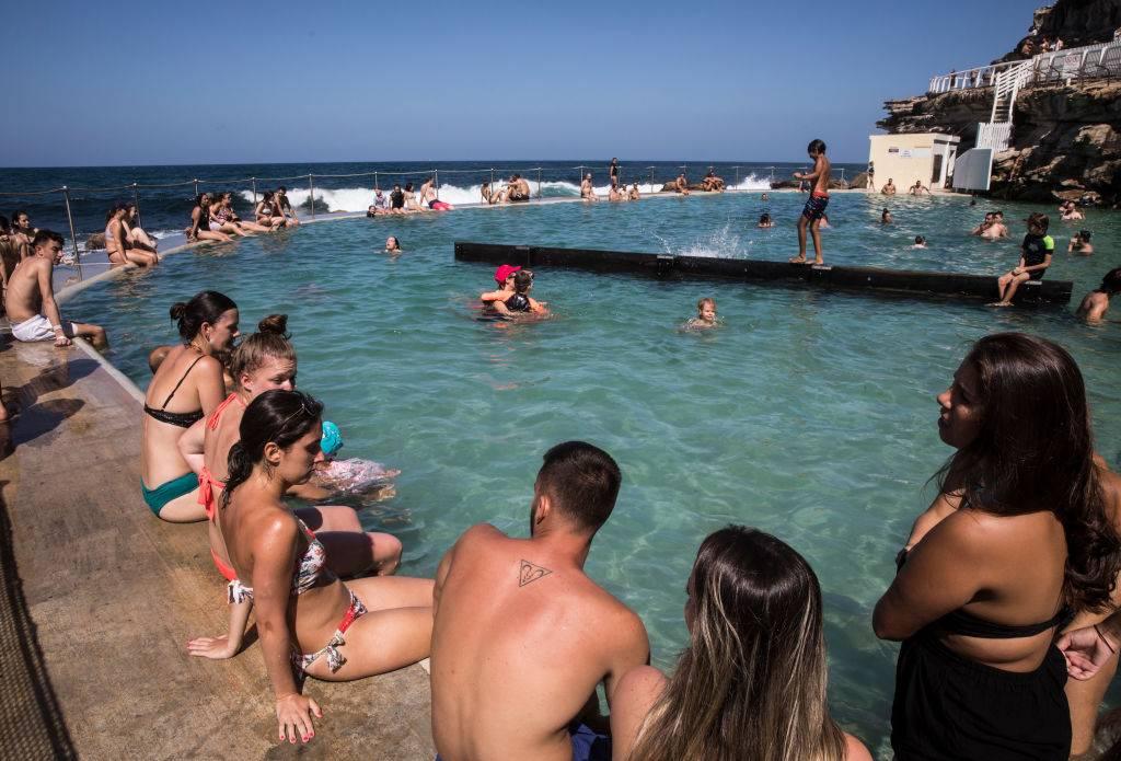La ciencia demuestra la cantidad de orina que se encuentra en una piscina pública