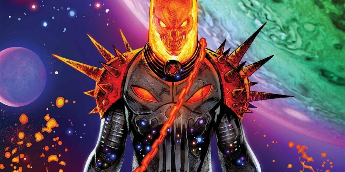 'Cosmic Ghost Rider', la nueva serie de cómics hecha por Marvel
