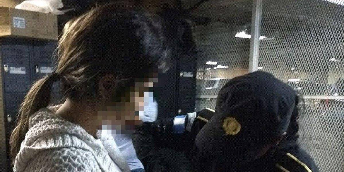 Hija del diputado Hernán Morán fue beneficiada con arresto domiciliar