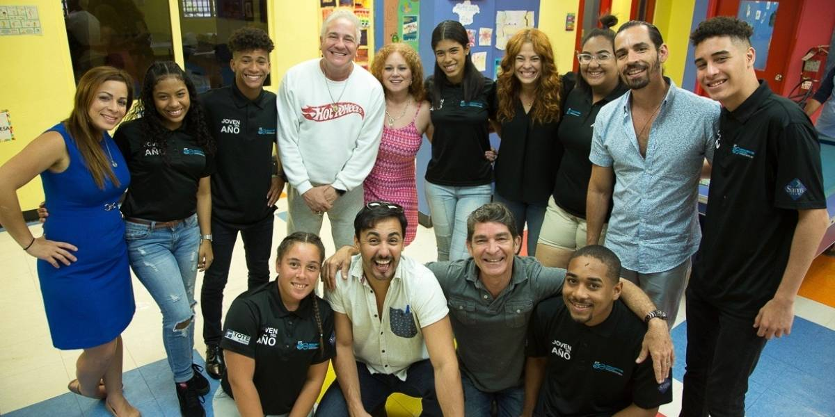 Actores asesoran a destacados jóvenes de Boys and Girls Clubs de Puerto Rico