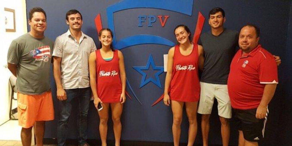 Selección de voleibol de playa buscará en Cuba pase a Barranquilla 2018