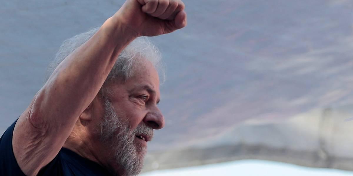 Fachin envia recurso de liberdade de Lula ao plenário do STF