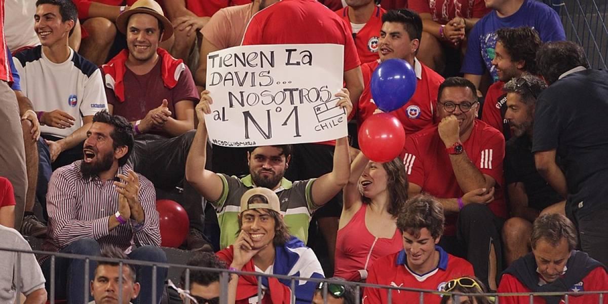 """Trastienda de la Davis: De la furia de Schwartzman contra """"dos tarados"""" de la barra chilena hasta el recuerdo de Maradona"""