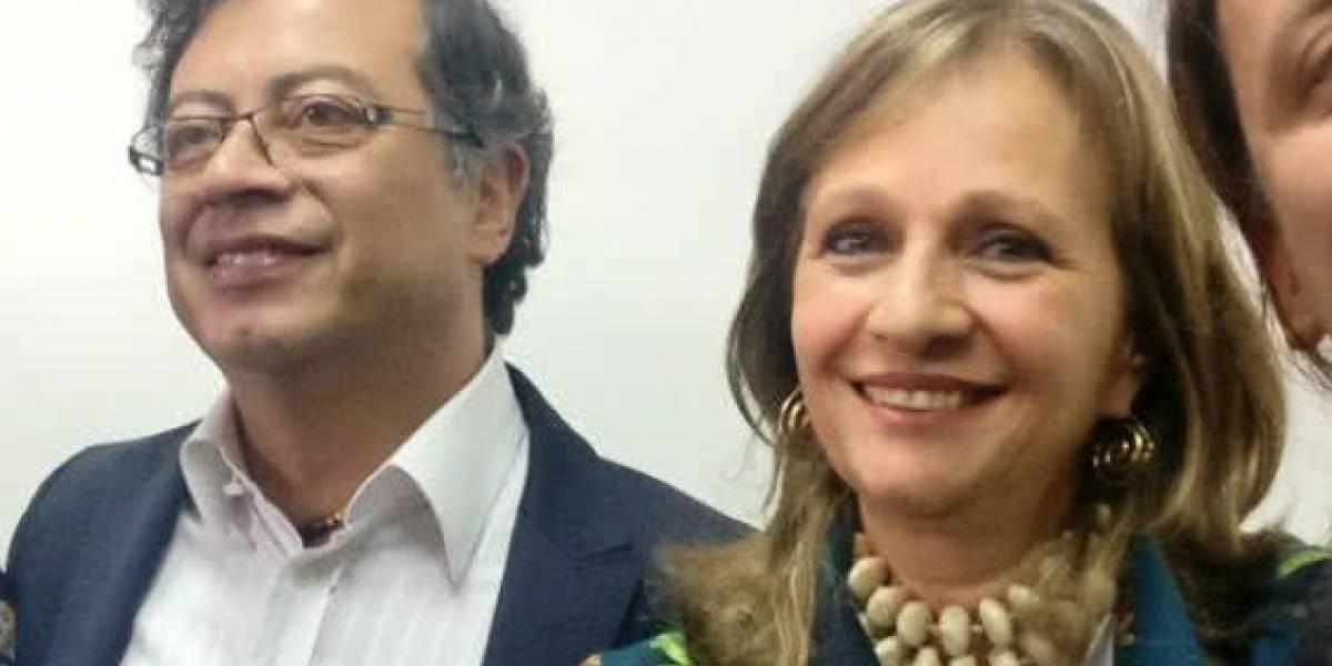 Ángela María Robledo podría perder su curul
