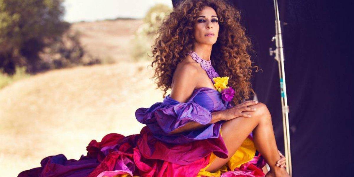 Rosario Flores anuncia gira por cuatro países de Latinoamérica