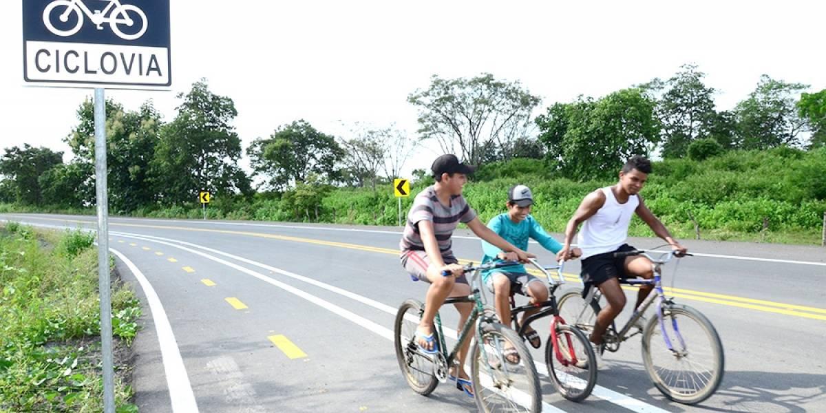 La nueva vía Isidro Ayora-Las Mercedes mejora la movilidad