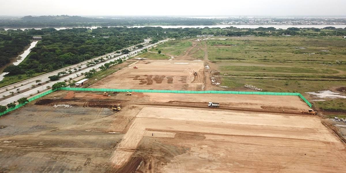 Inicia construcción de nuevas áreas en Parque Samanes