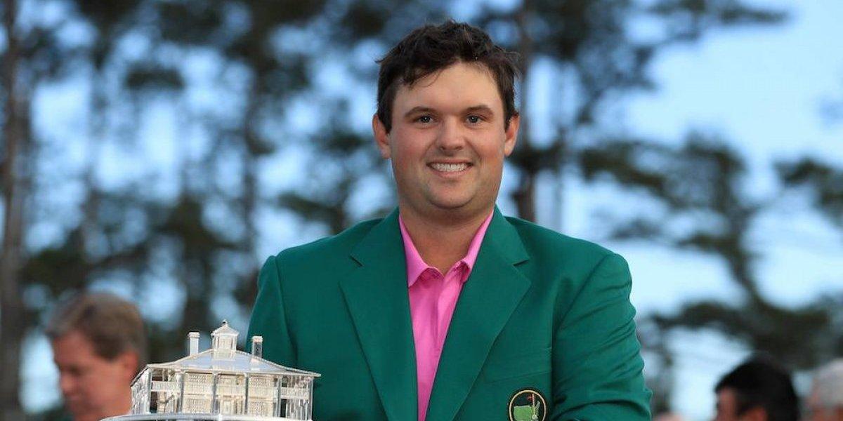 Reed se corona en Augusta, el primer major de su carrera