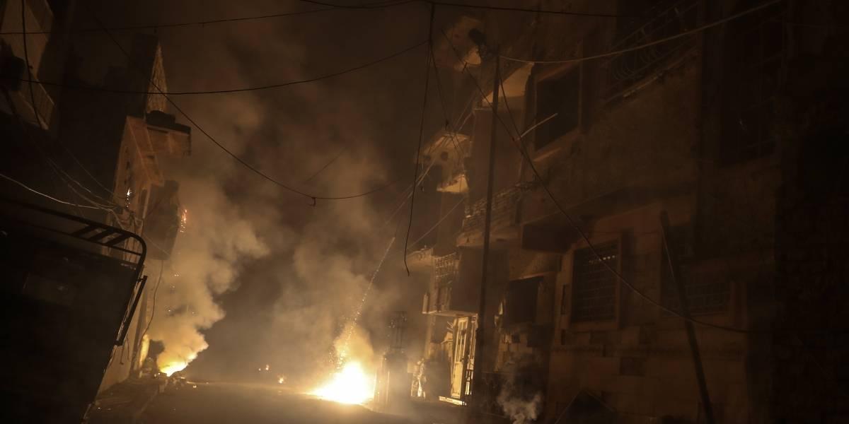 Gobierno de México condena ataque químico en Siria