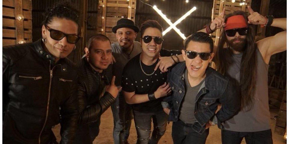 Vocalista de la agrupación Gangster recuerda sus inicios en la música como rockero