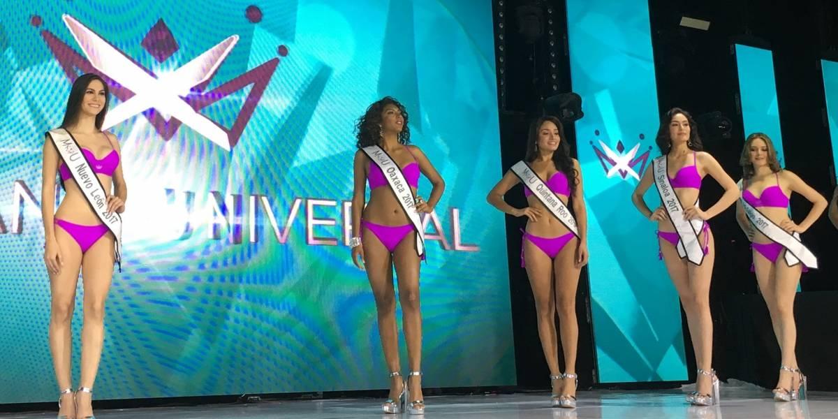 Ellas son las 32 participantes de Mexicana Universal